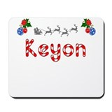 Keyon, Christmas Mousepad