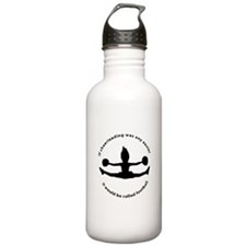 If cheerleading was any easier... Water Bottle
