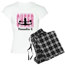 Personalized Cheer Design Pajamas
