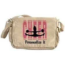 Personalized Cheer Design Messenger Bag