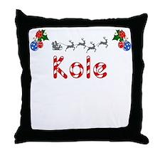Kole, Christmas Throw Pillow