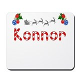 Konnor, Christmas Mousepad
