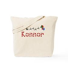 Konnor, Christmas Tote Bag