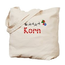 Korn, Christmas Tote Bag