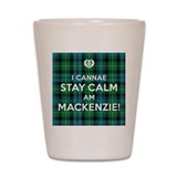 MacKenzie Shot Glass