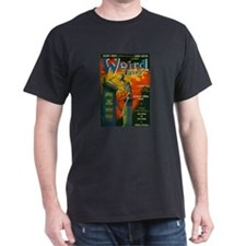 WEIRD TALES PULP HORROR T-Shirt