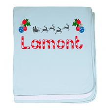 Lamont, Christmas baby blanket