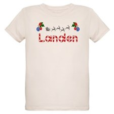 Landen, Christmas T-Shirt
