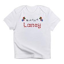 Laney, Christmas Infant T-Shirt