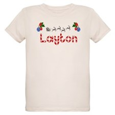 Layton, Christmas T-Shirt