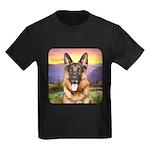 Shepherd Meadow Kids Dark T-Shirt