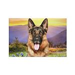 Shepherd Meadow Rectangle Magnet (10 pack)