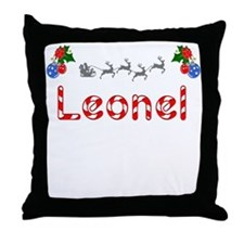 Leonel, Christmas Throw Pillow