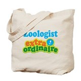 Zoologist Extraordinaire Tote Bag