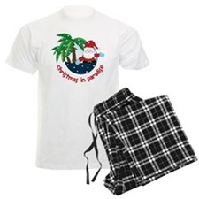 Christmas In Paradise Pajamas
