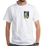 Jay Lake White T-Shirt
