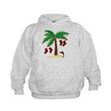 Tropical Christmas Hoodie
