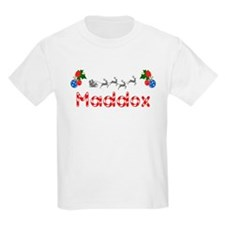 Maddox, Christmas T-Shirt