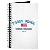 Wisconsin-Proud State-Flag: Journal