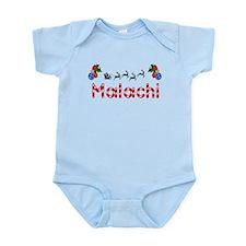 Malachi, Christmas Infant Bodysuit