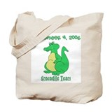 Crocodile Tears Tote Bag