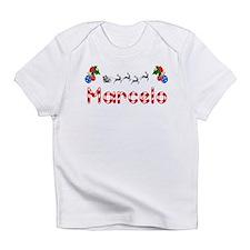 Marcelo, Christmas Infant T-Shirt