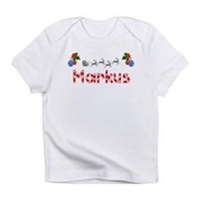 Markus, Christmas Infant T-Shirt