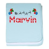 Marvin, Christmas baby blanket