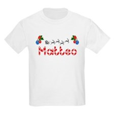 Matteo, Christmas T-Shirt