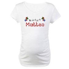 Matteo, Christmas Shirt