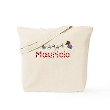 Mauricio, Christmas Tote Bag