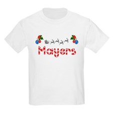 Mayers, Christmas T-Shirt
