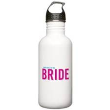 Sorry boys, I'm the bride Water Bottle