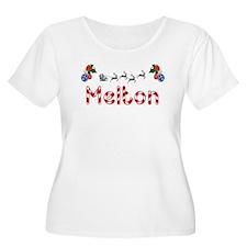 Melton, Christmas T-Shirt