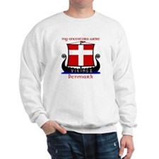 Danish Viking Ancestors Sweatshirt