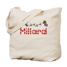 Millard, Christmas Tote Bag