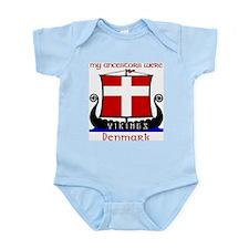 Danish Viking Ancestors Infant Creeper