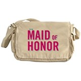 I'm the Maid of honor Messenger Bag