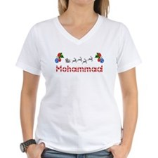 Mohammad, Christmas Shirt