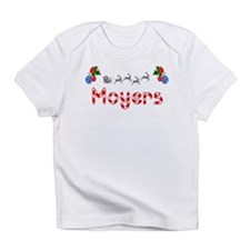 Moyers, Christmas Infant T-Shirt