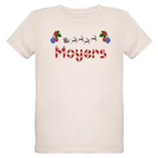 Moyers, Christmas T-Shirt