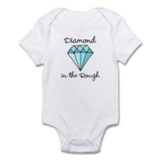 'Diamond in the Rough' Infant Bodysuit