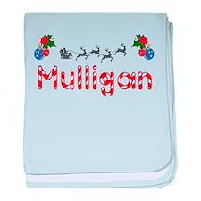 Mulligan, Christmas baby blanket