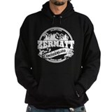 Zermatt Old Circle White Hoodie