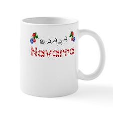 Navarra, Christmas Mug