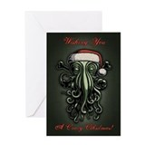 cthulhu-claus-T.png Greeting Card