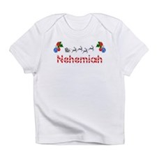 Nehemiah, Christmas Infant T-Shirt