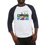 Fishing With Moses Baseball Jersey