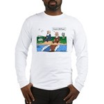 Fishing With Moses Long Sleeve T-Shirt