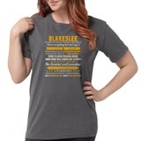 1953 Built To Last Women's Plus Size V-Neck Dark T